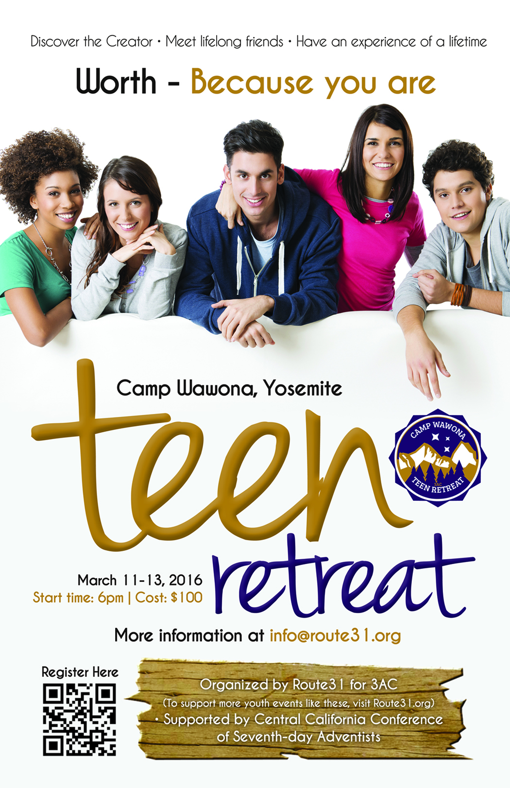 Teen Retreat flyer 3 website